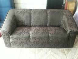 Sofá de 3 lugares novo zerado R$:300 com entrega wattszap:994582620