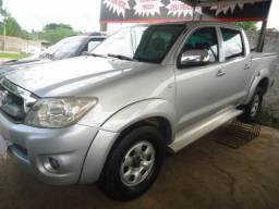 Toyota hilux 2009 2.5 std 4x4 cs 16v turbo diesel 2p manual - 2009
