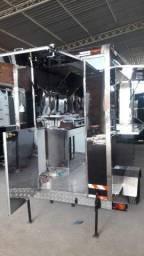Food truk 2x5 por 1x5