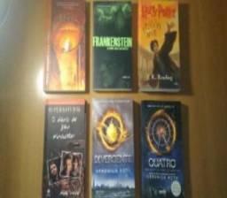 Divergente, Quatro, Harry Potter, Frankenstein, Supernatural, Percy Jackson