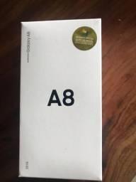 Galaxy Samsung A8 64gb lacrado