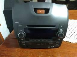 Rádio original S10 2013 LTZ