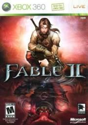Jogo Fable 2 Xbox 360 Original