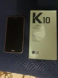 Celular k10 novo