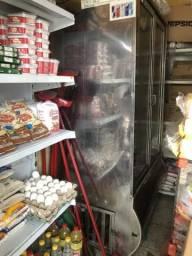 Vendo Fritzer e geladeira expositora