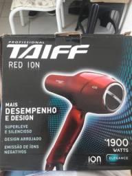 Secador Profissional TAIFF red ion