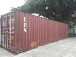 Containers Dry 40 pés a pronta entrega