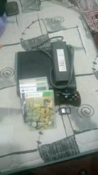 Xbox 360 Desbloqueado (Joga Online ) Passo Cartão