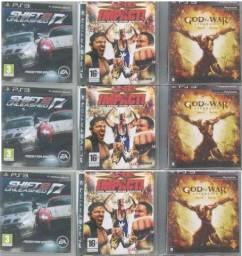 3 Jogos PS3 Originais playstation 3