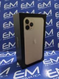 Disponível iPhone 11 Pro 512GB Dourado - Seminovo - aceito seu usado na troca