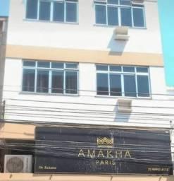 Apartamento com 2 dormitórios para alugar, 72 m² - Centro - Campos dos Goytacazes/RJ