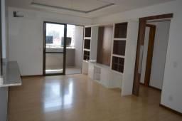 Apartamento 3 dormitórios, semi mobiliado, suíte, sacada, churrasq, garagem