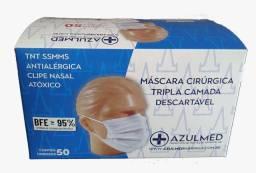 Máscara sirurgica cartucho TNT