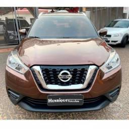 Nissan kicks 2017 1.6 16v flex sl 4p xtronic