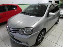 ETIOS 2014/2014 1.5 PLATINUM 16V FLEX 4P MANUAL