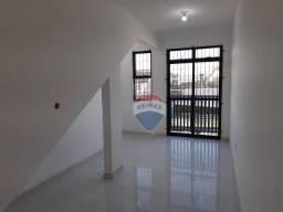 1 andar com 2 dormitórios para alugar, 75 m² por R$ 900/mês - Peixinhos - Olinda/PE