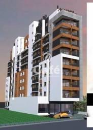Apartamento à venda com 1 dormitórios em Nossa senhora medianeira, Santa maria cod:0598