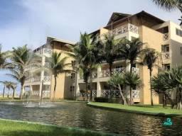 Apartamento para alugar com 4 dormitórios em Porto das dunas, Aquiraz cod:ALU04