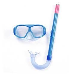 Kit Snorkel Freestyle Bestway Ajustável