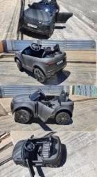 Vendo carro elétrico Land Rover