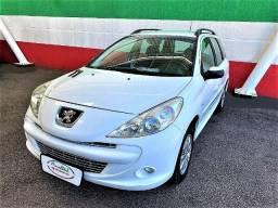 207 Sw XR Sport 1.4 Flex. Completo, Lindo Carro!