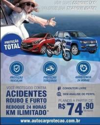 Seu Seguro está caro?Venha fazer sua Proteção veicular na AutoCar a partir de $74.90
