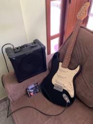 Vendo Guitarra e Amplificador Giannini G20