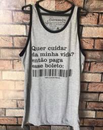 Camisas Regatas