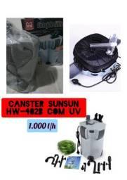 Aquário Canster kit
