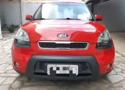 Kia Soul 1.6/autom.2012.Impecável! 2° dona - 2012