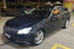 Mercedes C180 12/12 OPORTUNIDADE - 2012