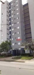 Apartamento com 2 dormitórios à venda, 64 m² por R$ 220.000 - Edificio Residencial Safira