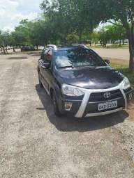 Toyota etios cross 2015 (##vend/troc##) - 2015