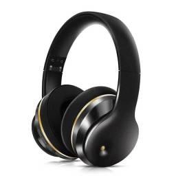 Última unidade (NOVO): fone sem fio Bluetooth 5.0 com cancelamento de ruídos