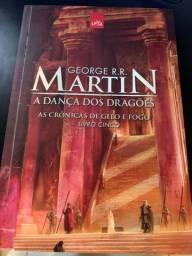 A Dança dos Dragões - As Cronicas de gelo e fogo
