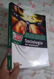 Livro de Sociologia - Ensino Médio (volume único)