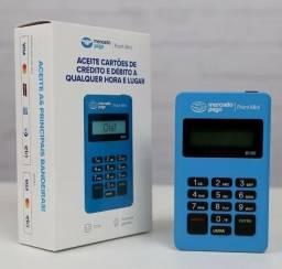 Máquina Cartão Crédito Point Mini Só Hoje! (Sem chip)