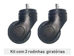 Kit 2 Rodinhas de Mala para Substituição