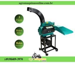 Promoção - Ensiladeira Garthen GTE-3000 - Monofasico - Agromaquinas Online