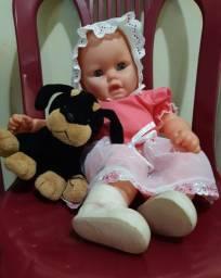 Boneca bebê importada da Argentina muito linda
