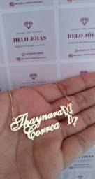Semi jóias personalizadas