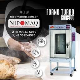 Forno turbo - FTT 300 - Tedesco