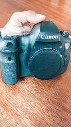 Câmera cânon 6D