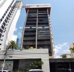 Apartamento à venda na cobertura no bairro Universitário, com 4 quartos suítes