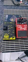 Pedal looping & Power headphone bass