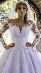 Alugamos Lindos Vestidos de Noivas