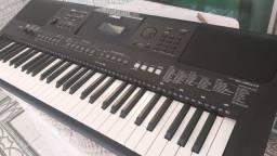 teclado yamaha e 463 novo R$ 2.000 aceito cartão