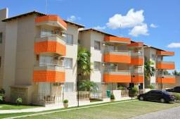 Apartamento mobiliado a venda no Condomínio Náutico Flat em Caldas Novas Goiás