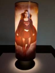 Abajur Super Girl