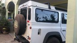 Veiculo Defender 110